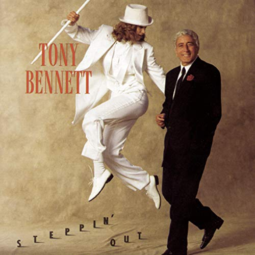 TONY BENNETT - Steppin