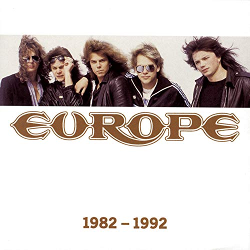 Europe - 1982-1992 - Zortam Music
