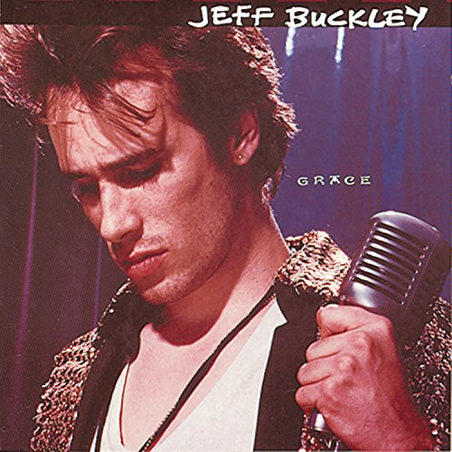 CD-Cover: Jeff Buckley - Grace