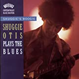 Skivomslag för Shuggie Otis Plays the Blues