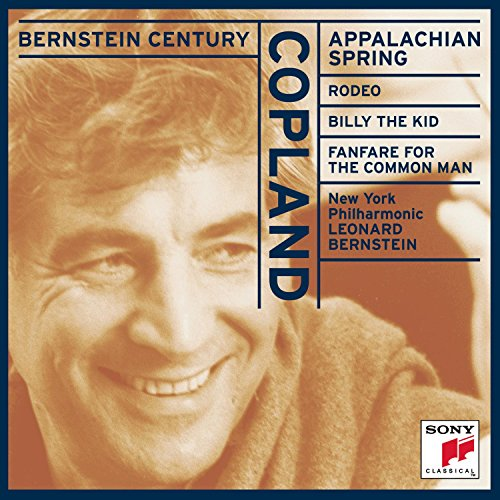 Copland conducted by Bernstein