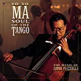 Albumcover für Soul of the Tango (The Music of Astor Piazzolla)