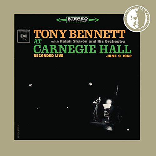 TONY BENNETT - At Carnegie Hall June 9, 1962: Complete Concert - Zortam Music