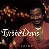 Skivomslag för The Best of Tyrone Davis: In the Mood