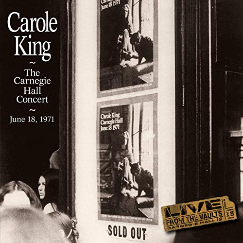 Carole King - The Carnegie Hall Concert - Zortam Music