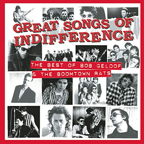 The Boomtown Rats - Great Songs of Indifference: The Best of Bob Geldof & The Boomtown Rats - Zortam Music