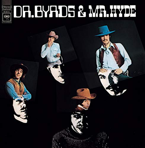 CD-Cover: The Byrds - Dr. Byrds and Mr. Hyde