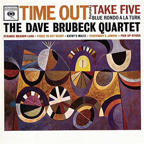 Dave Brubeck Quartet Jazz Goes To College