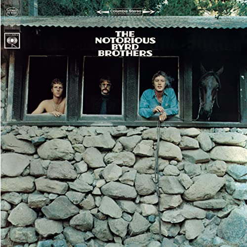 Byrds - The Notorious Byrd Brothers - Zortam Music