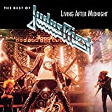 Skivomslag för Best of Judas Priest: Living After Midnight
