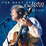 album art to The Best of John Denver Live