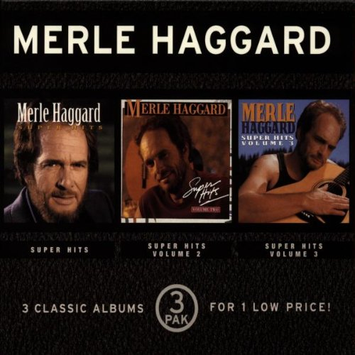 MERLE HAGGARD - Super Hits Vol. 3 - Zortam Music