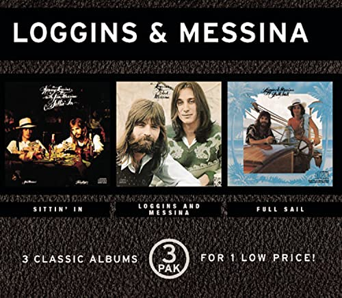 Sittin' In/Loggins & Messina/Full Sail