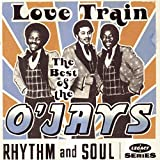 Skivomslag för Love Train: The Best of the O'Jays
