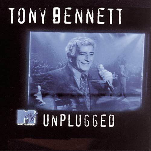 Original album cover of Unplugged by Tony Bennett