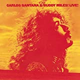 Live Carlos Santana and Buddy Miles
