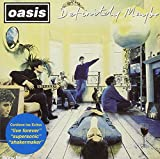 Pochette de l'album pour Definitely Maybe (bonus disc)