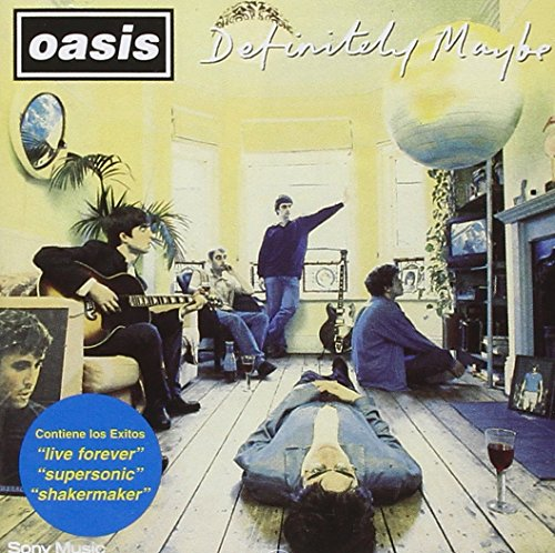 Oasis - Definitely Maybe - Zortam Music