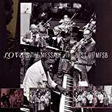 Skivomslag för Love Is the Message: The Best of MFSB