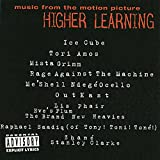 Album cover for Higher Learning