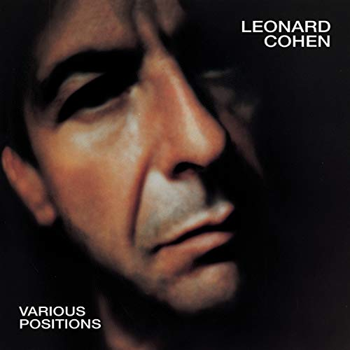 CD-Cover: Leonard Cohen - Various Positions