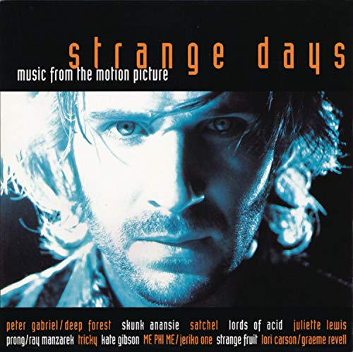 Various - Strange Days - Music From The Motion Picture - Zortam Music