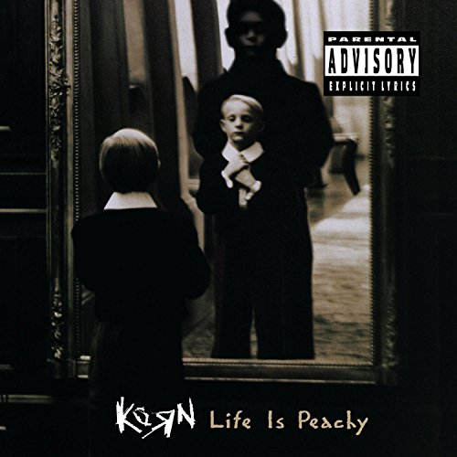Life Is Peachy by Korn album cover