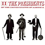 Cubierta del álbum de Presidents of the United States of America: II
