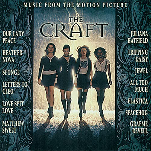CD-Cover: Love Spit Love - the craft, ost