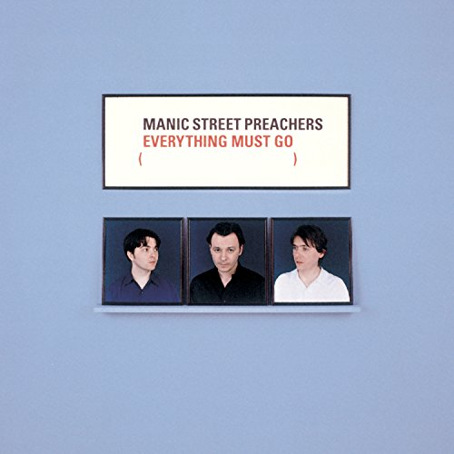 Manic Street Preachers - Everything Must Go - Zortam Music