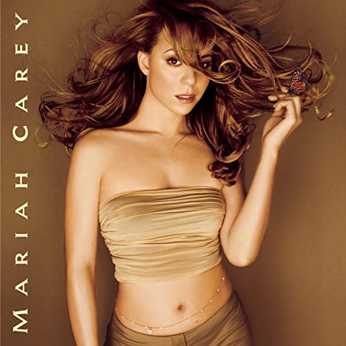 Original album cover of Butterfly by Mariah Carey