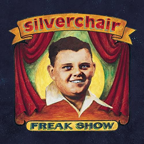 Original album cover of Freak Show by Silverchair