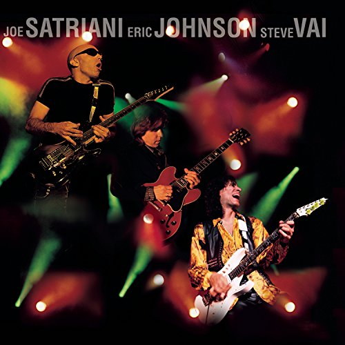 Joe Satriani - G3- Live In Concert - Zortam Music