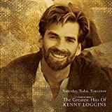 Copertina di album per Yesterday, Today, Tomorrow the Greatest Hits of Kenny Loggins