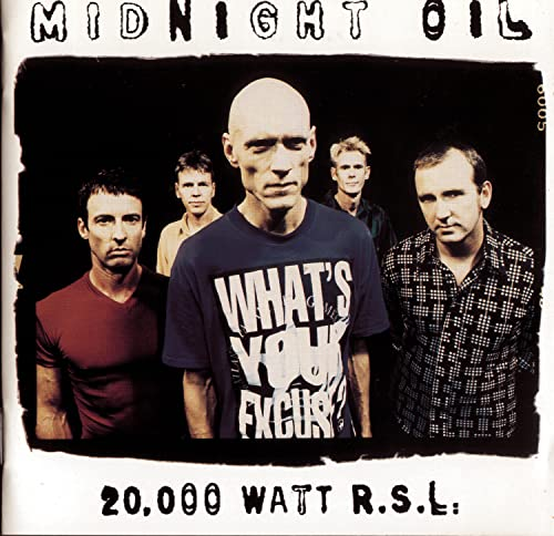 Midnight Oil - 20,000 Watts R.S.L.: Greatest Hits - Zortam Music