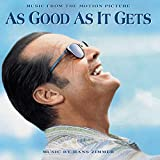 Capa do álbum As Good As It Gets: Music From The Motion Picture