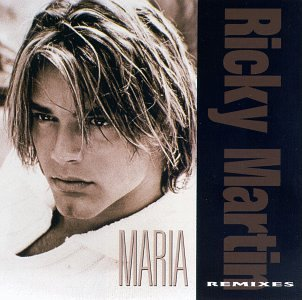 Cover Maria from Ricky Martin