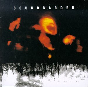 CD-Cover: Soundgarden - Superunknown