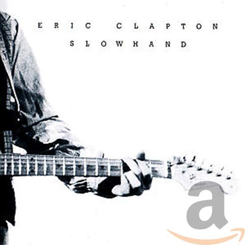 CD-Cover: Eric Clapton - Slowhand