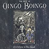 Cubierta del álbum de Best of Oingo Boingo: Skeletons in the Closet