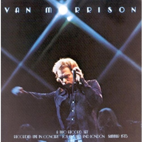 CD-Cover: Van Morrison and the Caledonia Soul Orchestra - It&#039;s Too Late to Stop Now