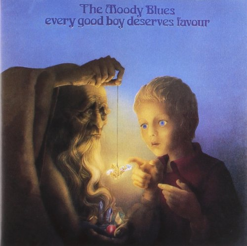 Moody Blues - Every Good Boy Deserves Favour - Zortam Music