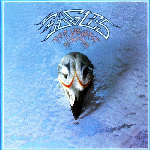 Original album cover of Eagles - Their Greatest Hits 1971-1975 by Eagles