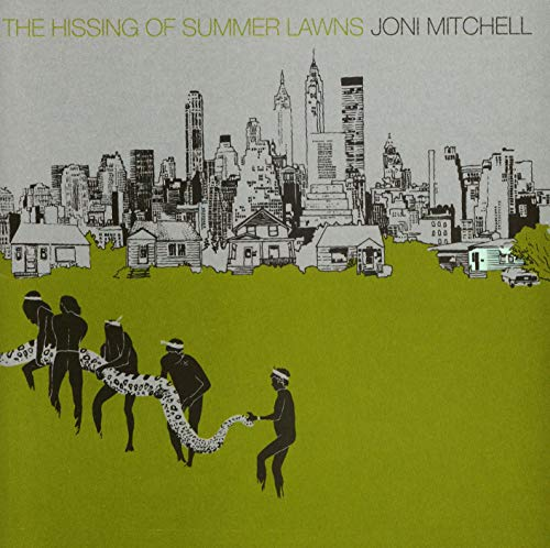 The Hissing of Summer Lawns