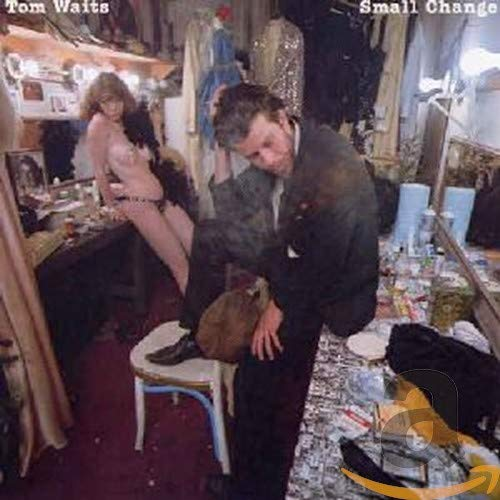 CD-Cover: Tom Waits - Small Change