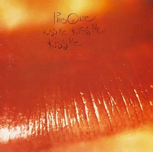 CD-Cover: The Cure - Kiss Me, Kiss Me, Kiss Me