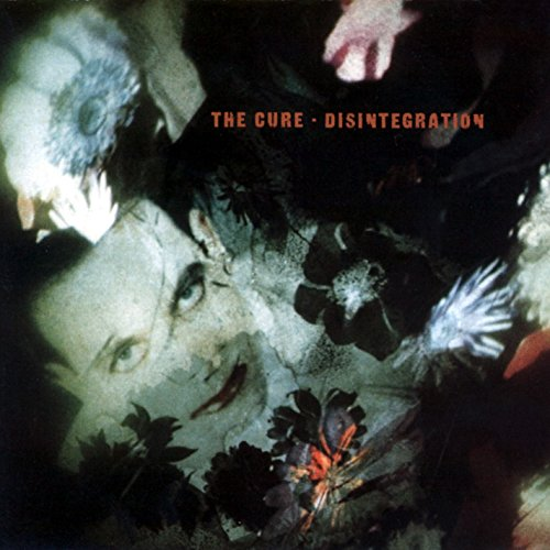 CD-Cover: The Cure - Disintegration
