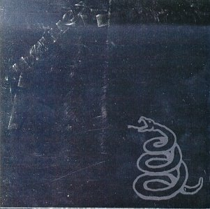 Original album cover of Metallica by Metallica
