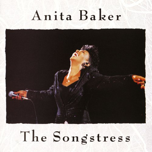Cubierta del álbum de The Songstress