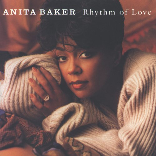 Album cover for Rhythm of Love